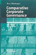 Comparative Corporate Governance Shareholders As a Rule-maker