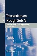 Transactions on Rough Sets V