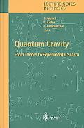 Quantum Gravity From Theory to Experimental Search