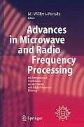 Advances in Microwave And Radio Frequency Processing Report From The 8th International Confe...