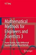 Mathematical Methods for Engineers and Scientists 3 Fourier Analysis, Partial Differential E...