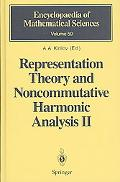 Representation Theory and Noncommutative Harmonic Analysis II Homogeneous Spaces, Representa...