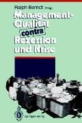 Management-Qualitat Contra Rezession Und Krise
