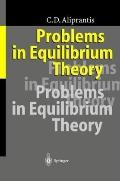 Problems in Equilibrium Theory