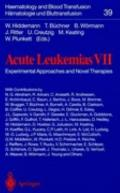 Acute Leukemias VII: Experimental Approaches and Novel Therapies, Vol. 39 - W. Hiddemann - H...