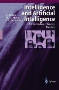 Intelligence and Artificial Intelligence An Interdisciplinary Debate