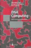 DNA Computing New Computing Paradigms