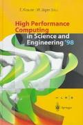 High Performance Computing in Science Engineering '98 Transactions of the High Performance C...