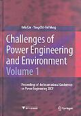 Challenges of Power Engineering and Environment: Proceedings of the International Conference...