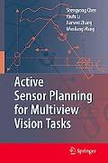 Active Sensor Planning for Multiview Vision Tasks