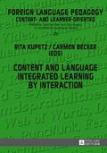 Content and Language Integrated Learning by Interaction