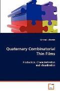 Quaternary Combinatorial Thin Films