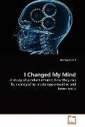 I Changed My Mind: A study of product returns;  how they can be managed  to create opportuni...