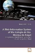 Web Information System of the Colegio de Sta Monica de Angat