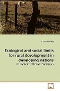 Ecological and Social Limits for Rural Development in Developing Nations