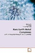 Rare Earth Metal Complexes
