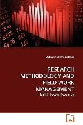 Research Methodology and Field Work Management