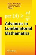 Advances in Combinatorial Mathematics: Proceedings of the Waterloo Workshop in Computer Alge...