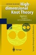 High-dimensional Knot Theory: Algebraic Surgery in Codimension 2 (Springer Monographs in Mat...
