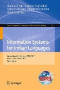 Information Systems for Indian Languages: International Conference, ICISIL 2011, Patiala, In...