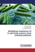 Multidrug Resistance of E. Coli from Urinary Tract Infected Patients