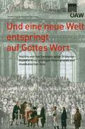 Und eine Neue Welt Entspringt Auf Gottes Wort : Haydns und Van Swietens Sp�te Oratorien - As...