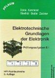 Elektronik 1, Elektrotechnische Grundlagen der Elektronik, Prfungsaufgaben