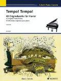 Tempo! Tempo! 40 Original Piano Pieces