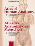Wolf-Heidegger's Atlas of Human Anatomy Head and Neck, Thorax, Abdomen, Pelvis, Cns, Eye, Ear