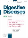 Bile Acids as Metabolic Integrators and Therapeutics : 21st International Bile Acid MeetingF...