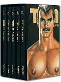 Tom of Finland:the Comic Collection The Art of Pleasure