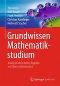 Grundwissen Mathematikstudium - Analysis und Lineare Algebra mit Querverbindungen (German Ed...