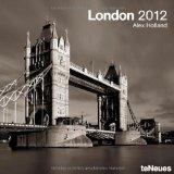 2012 London Wall Calendar (English, German, French, Italian, Spanish and Dutch Edition)