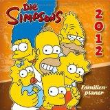 Simpsons Familienplaner 2012