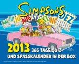 Simpsons Abreikalender 2013