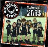 Die Wilden Kerle 2013 Wandkalender