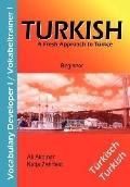 Turkish Vocabulary Developer I / Vokabeltrainer I
