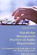 Knowledge Management Practices In Public Organization