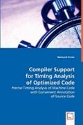 Compiler Support For Timing Analysis Of Optimized Code