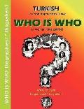 Who Is Who - Biographies I / Biografien I