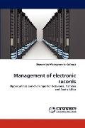 Management of Electronic Records