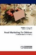 Food Marketing to Children