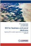 GIS for business and social decisions: Applying GIS to market segmentation. An empirical app...
