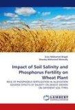 Impact of Soil Salinity and Phosphorus Fertility on Wheat Plant