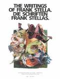 Frank Stella: Schriften / Writings