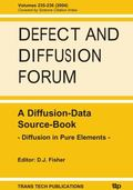 Diffusion-data Source-book Diffusion in Pure Elements