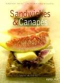 Sandwiches and Canapes