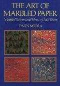 Art of Marbled Paper: Marbled Papers and how to Make Them