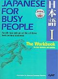 Japanese for Busy People I Workbook
