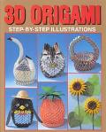 3D Origami Step by Step Illustrations